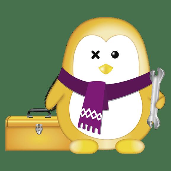 Pingouin technique