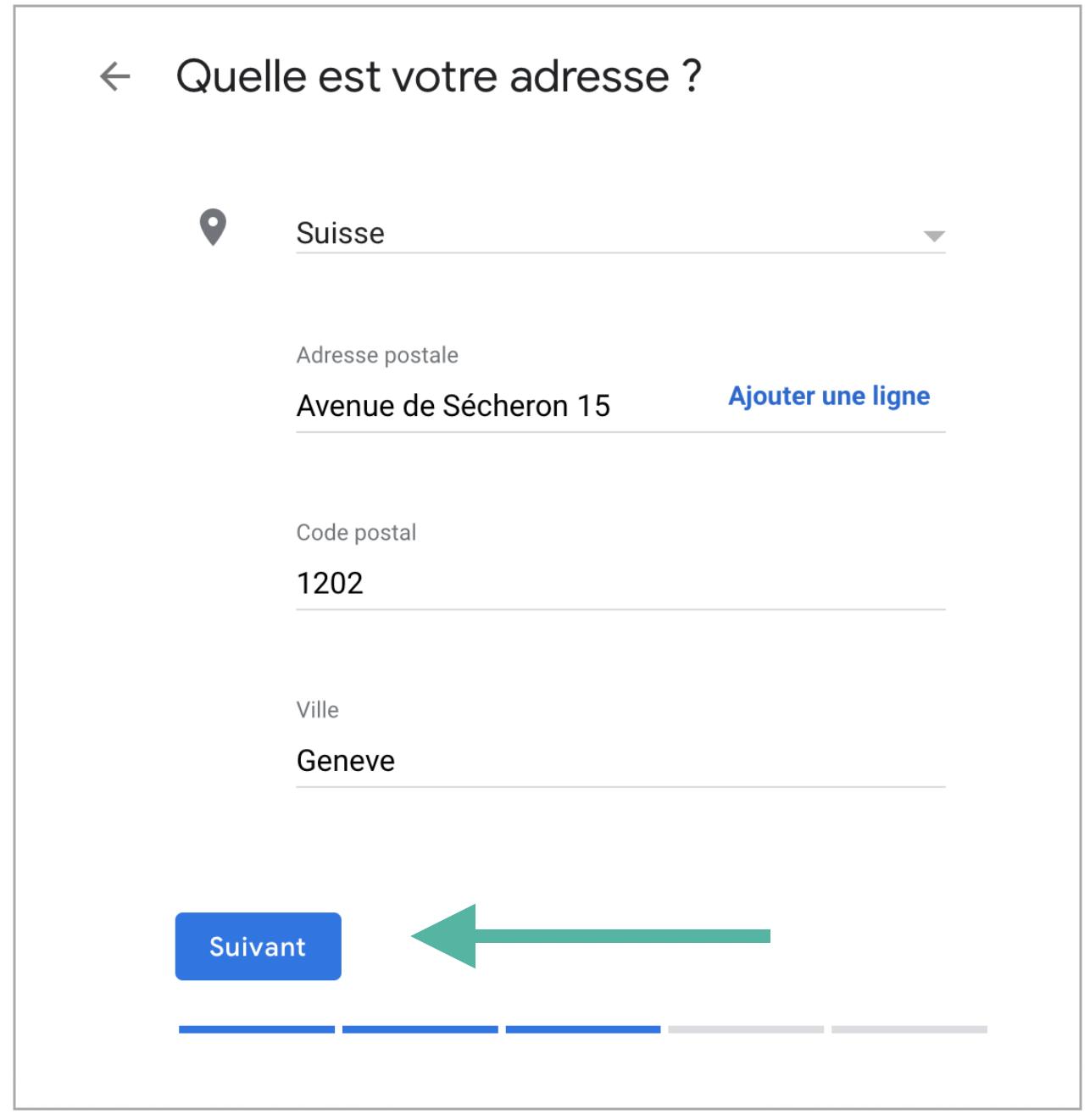 Google My Business 6