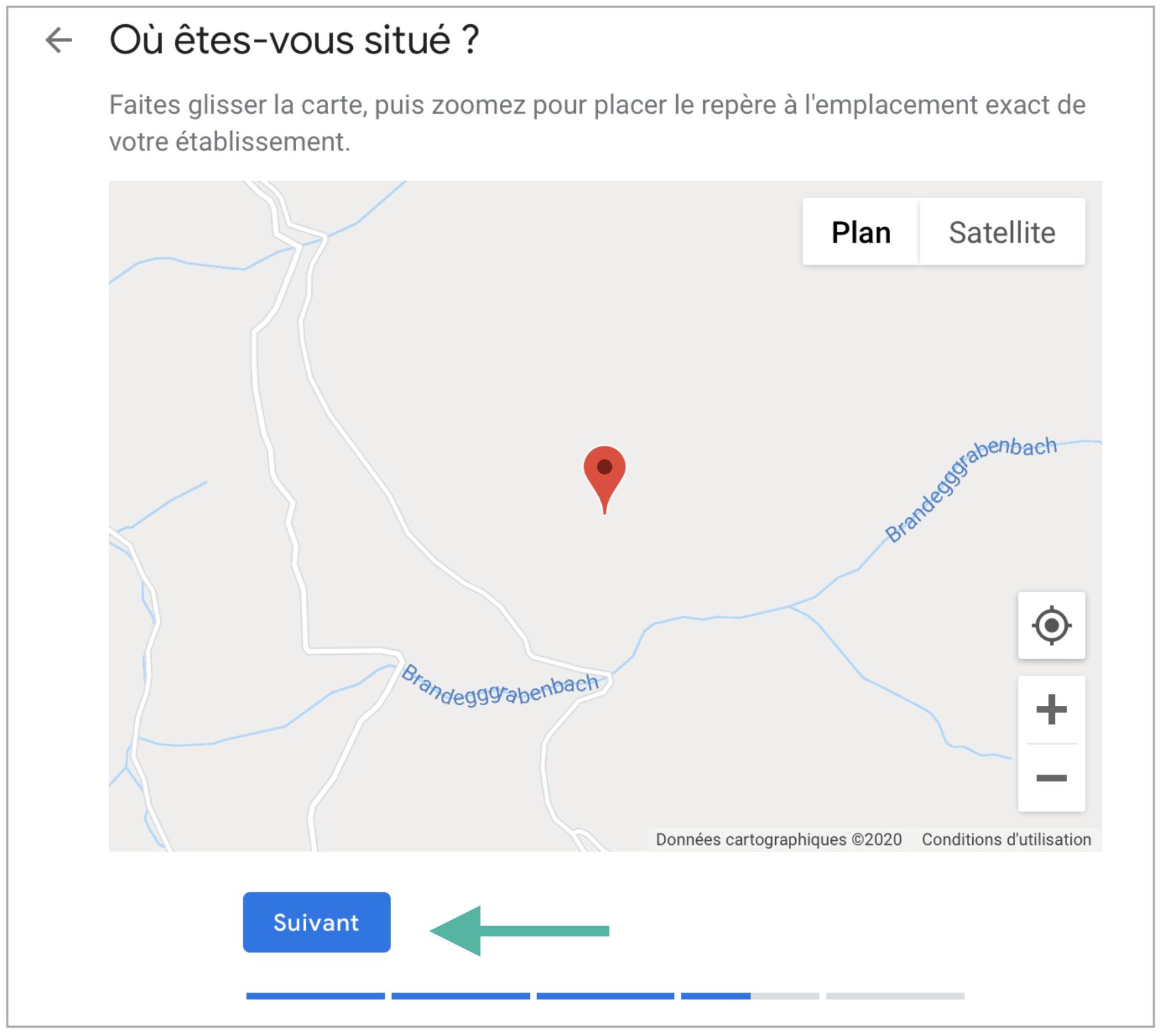 Google My Business 7