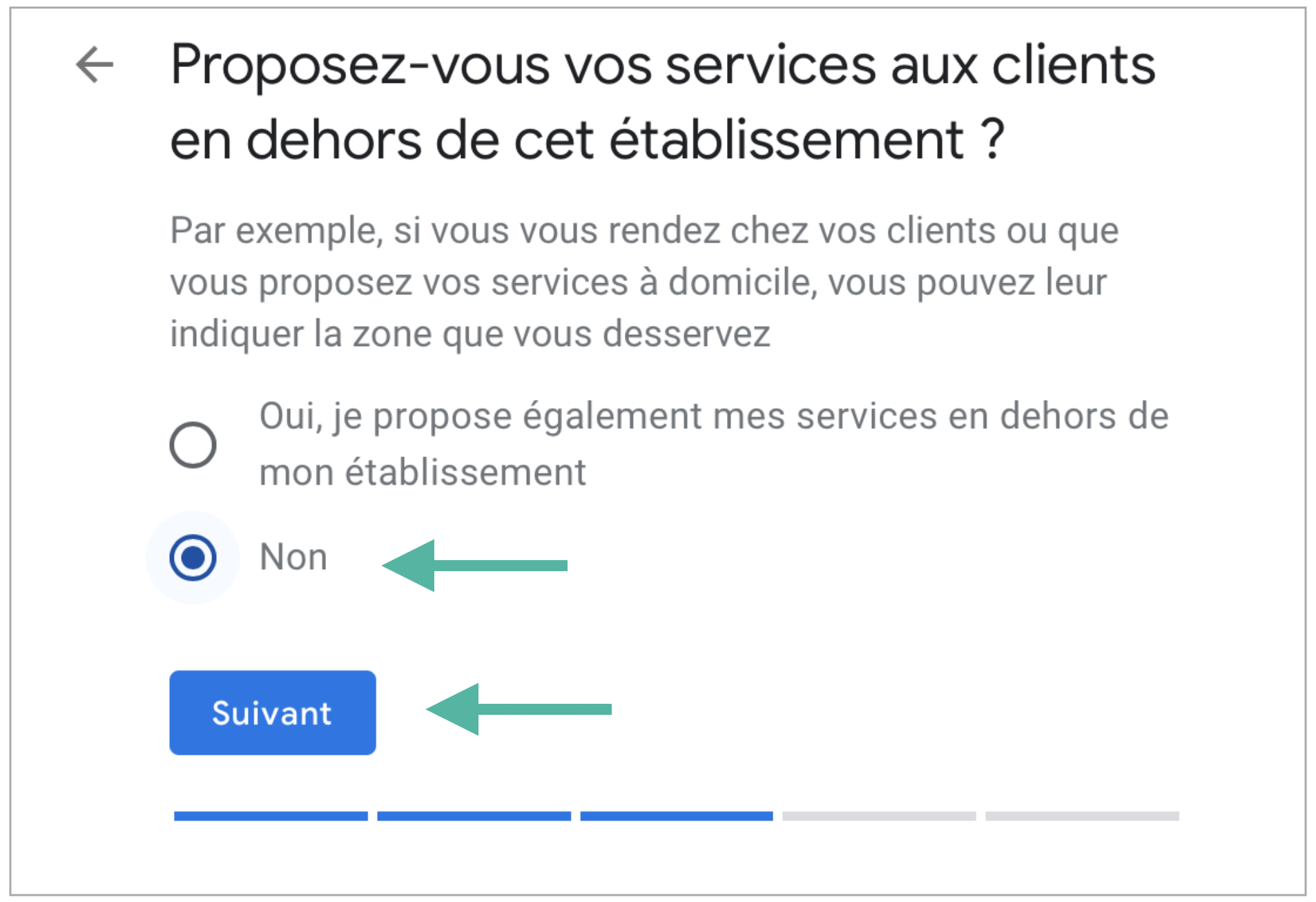Google My Business 8