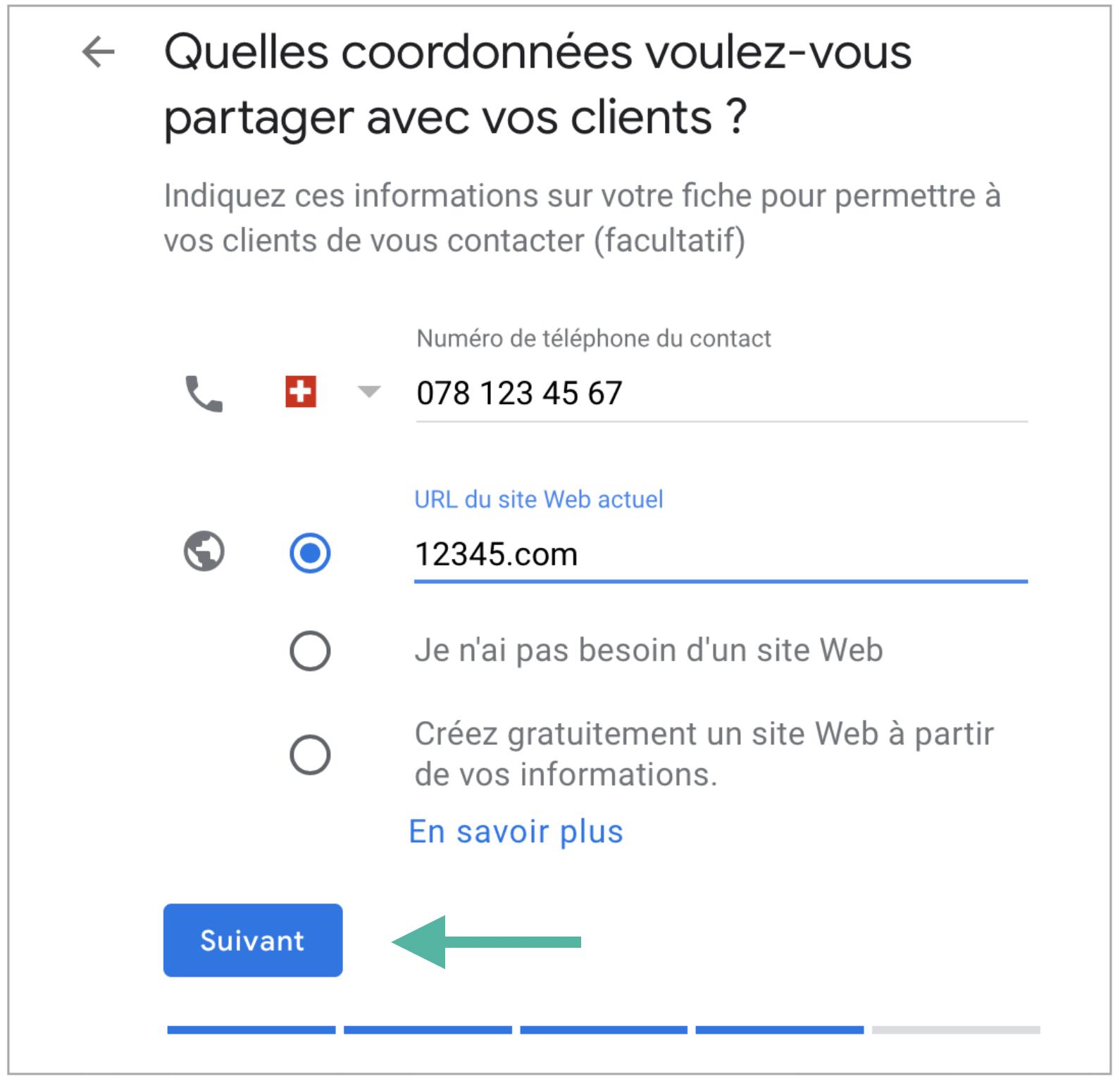 Google My Business 9