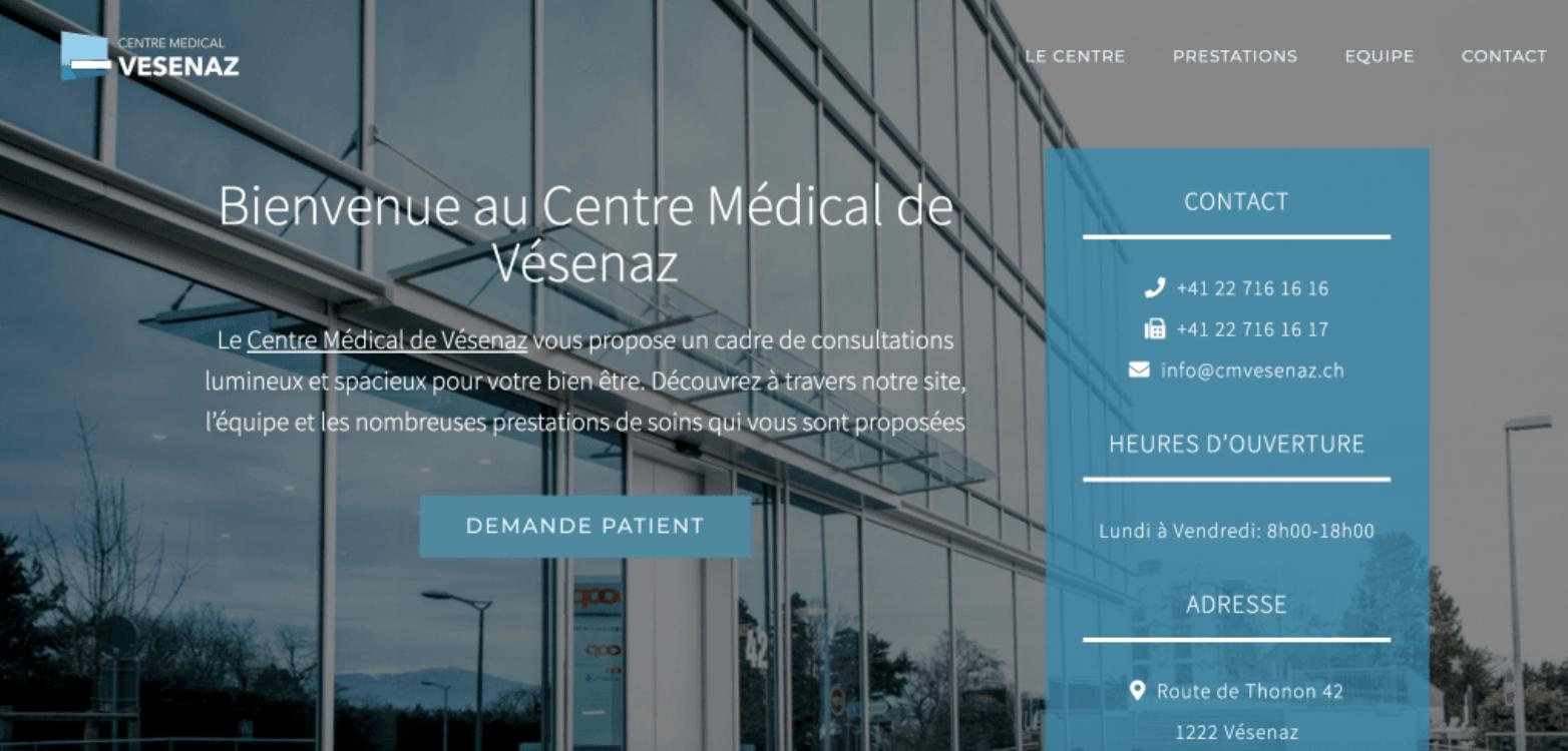 Centre médical de Vésenaz