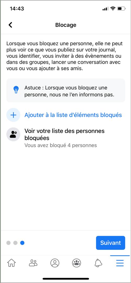 Facebook mobile 8