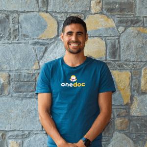 Tiago Stämpfli OneDoc head of business development