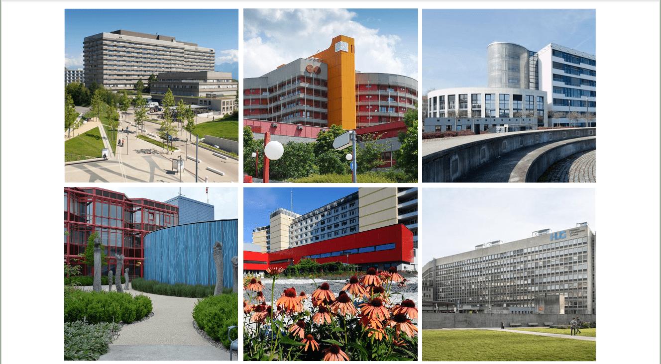 hôpitaux publiques