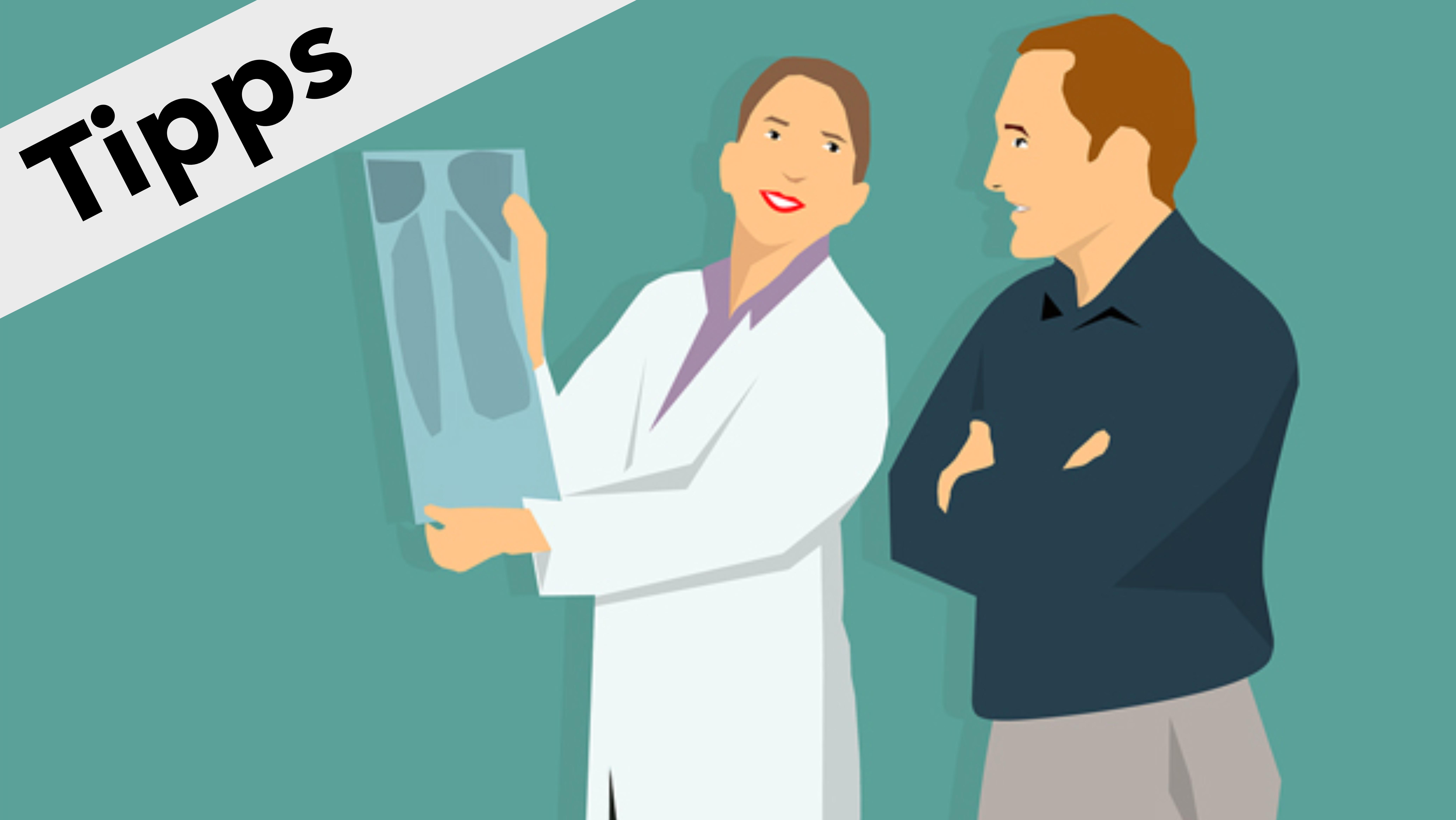 Tipps für Frauen im Gesundheitswesen