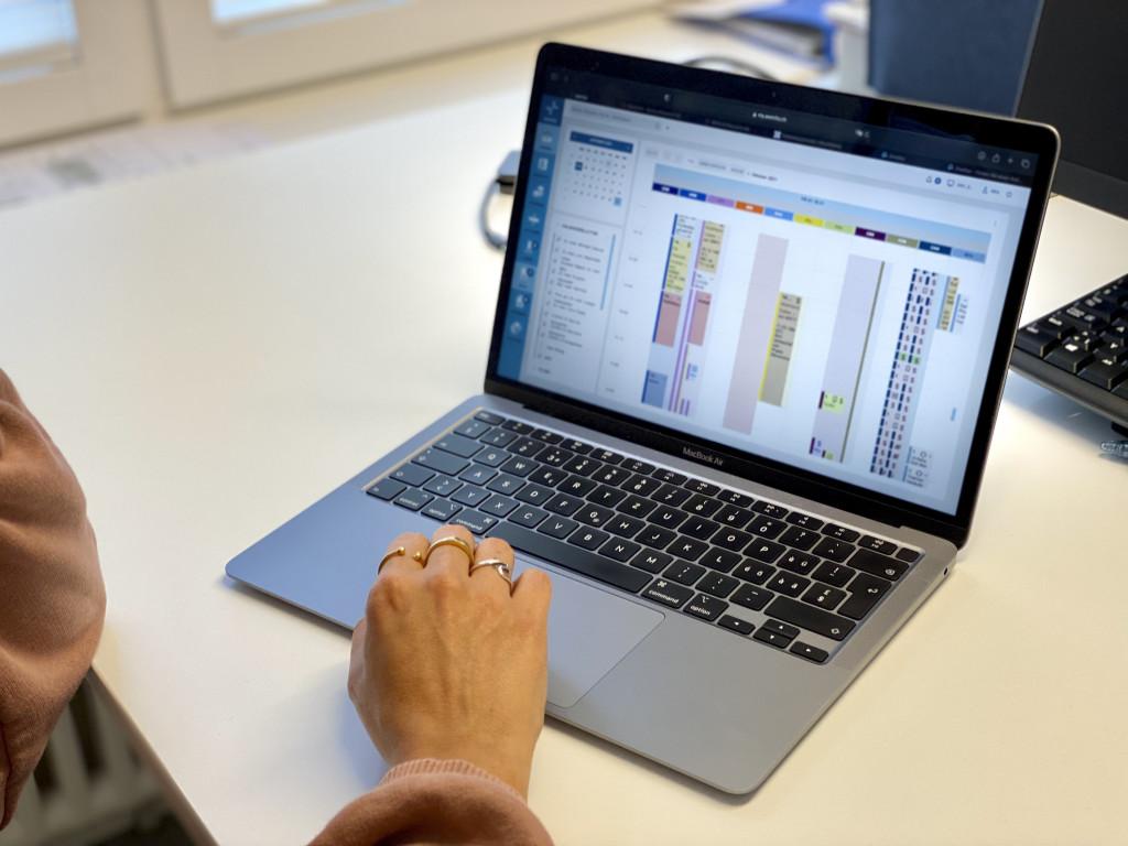 Axenita und die Online-Terminbuchung von OneDoc